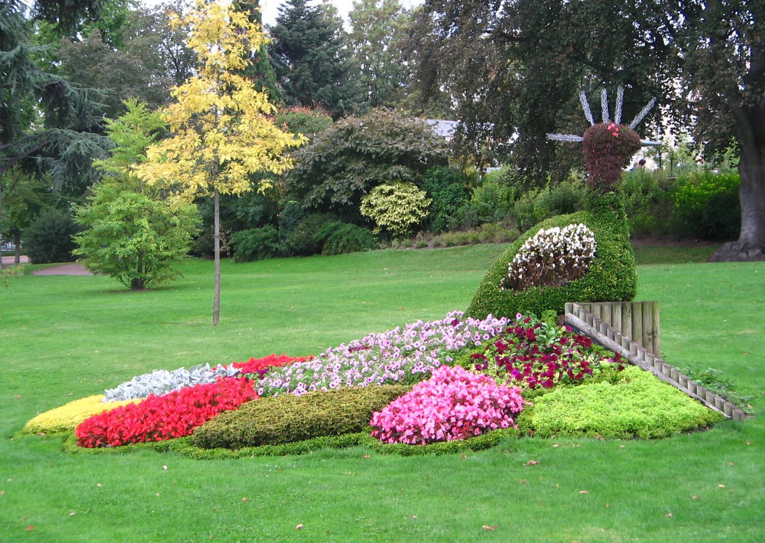 Jardin lecoq clermont ferrand - Massif jardin japonais clermont ferrand ...
